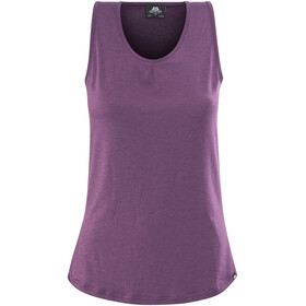 Mountain Equipment Equinox Mouwloos Shirt Dames violet